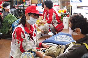 救護班(東日本大震災心のケア)