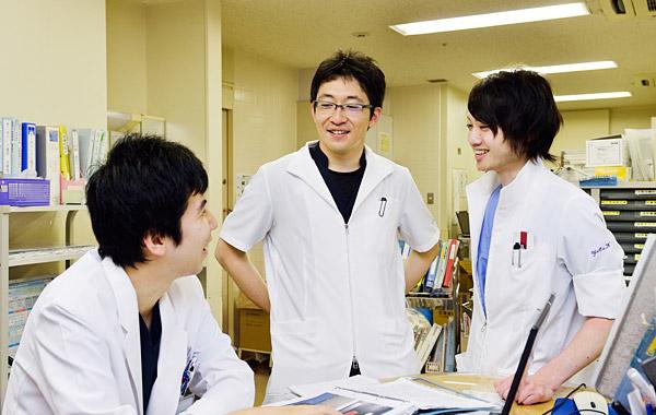後期臨床研修医