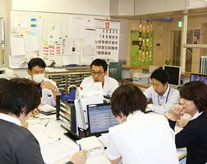 チーム医療活動への参画
