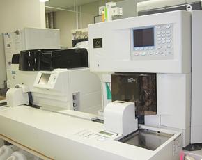 〔多項目自動血球分析装置〕