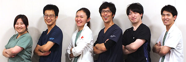 産婦人科医集合写真